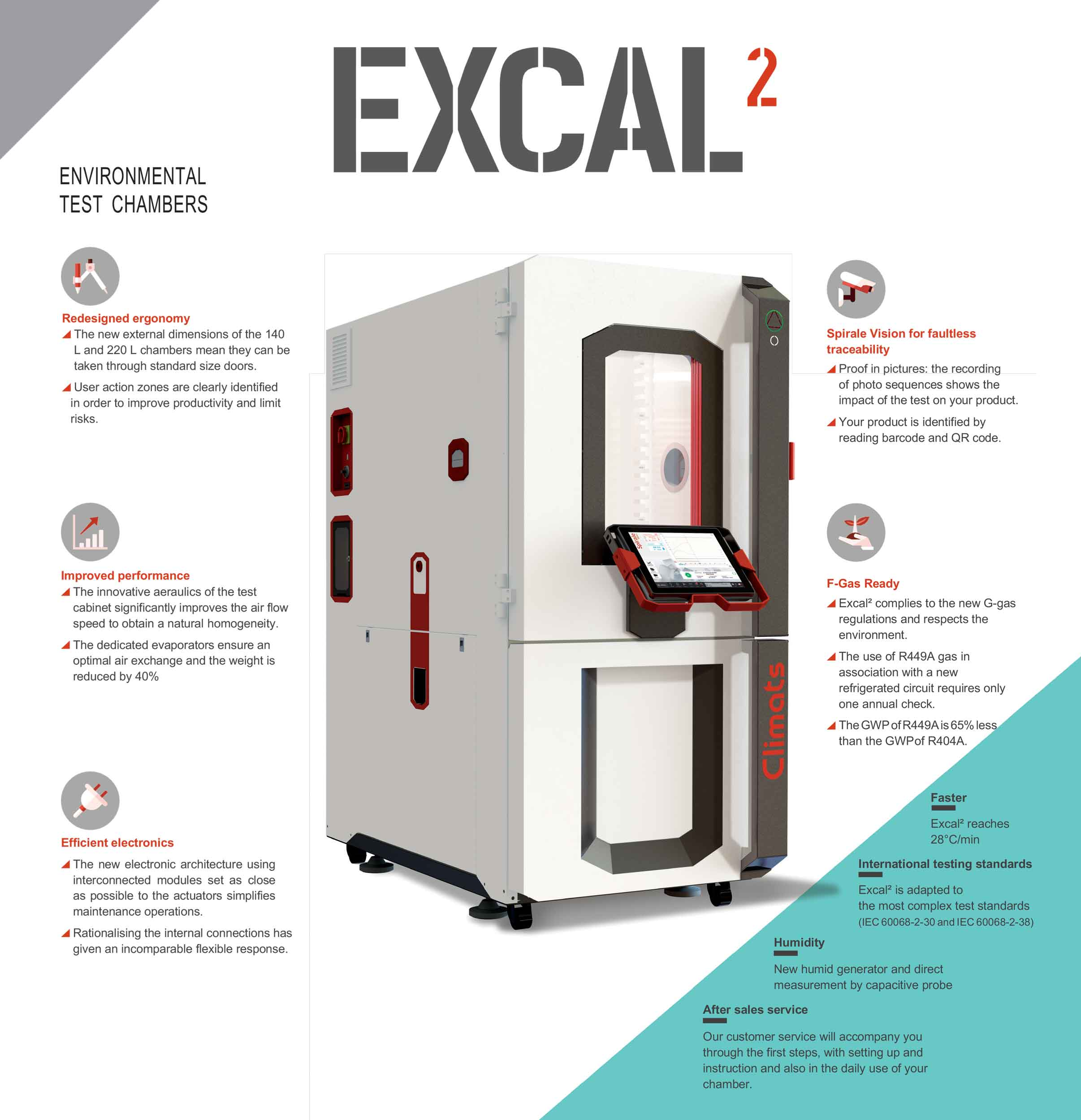 """Excal²-climatic-test-chamber"""